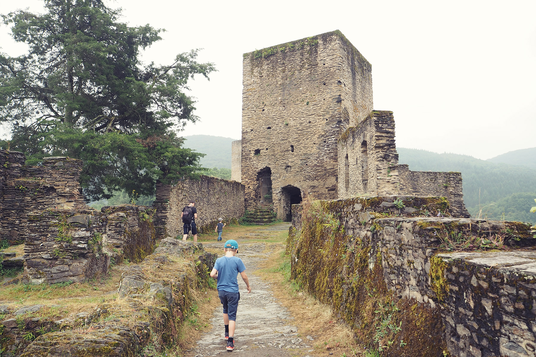 Die Entdeckung Luxemburgs