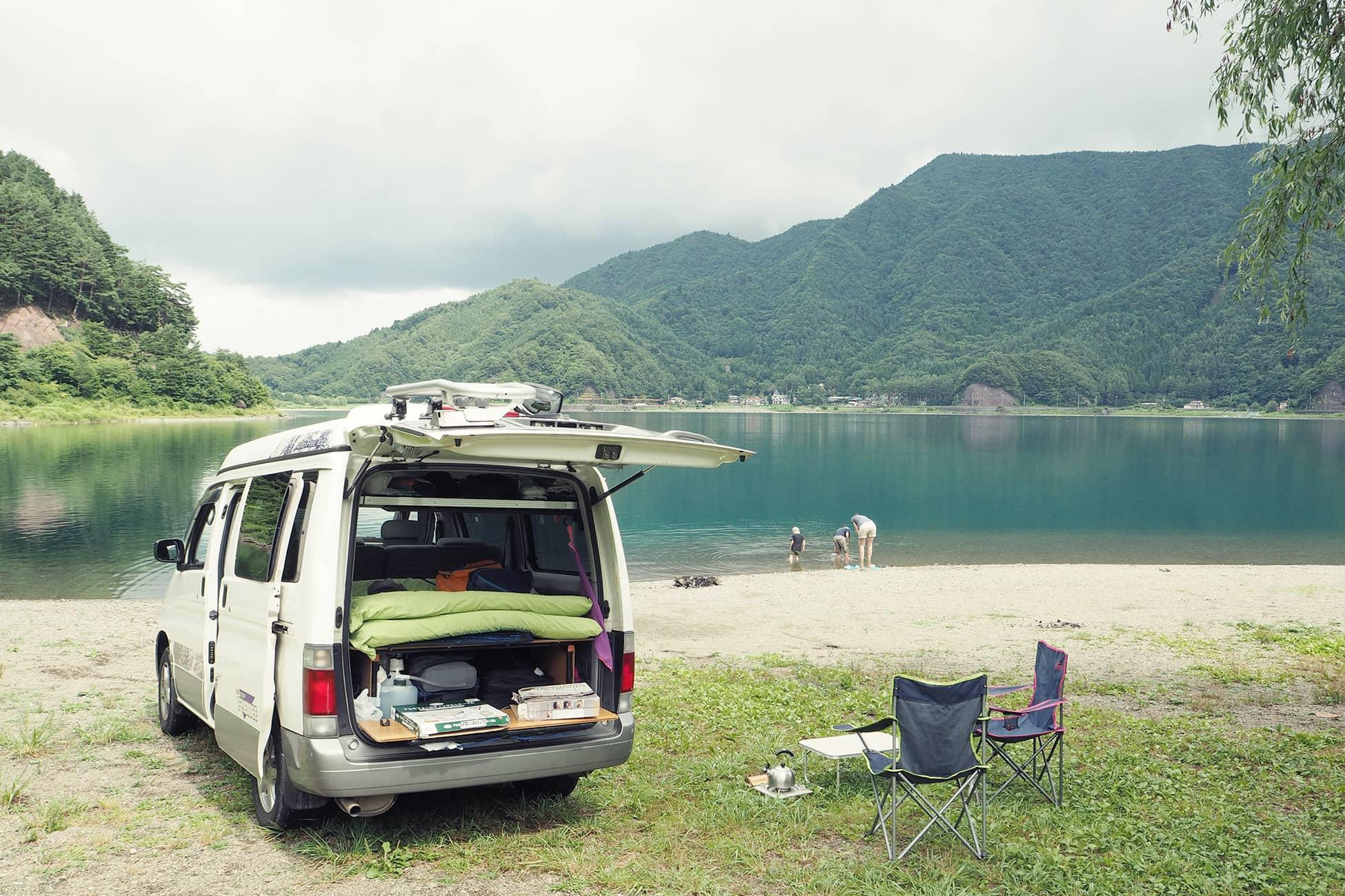 Mit dem Campervan durch Japan reisen