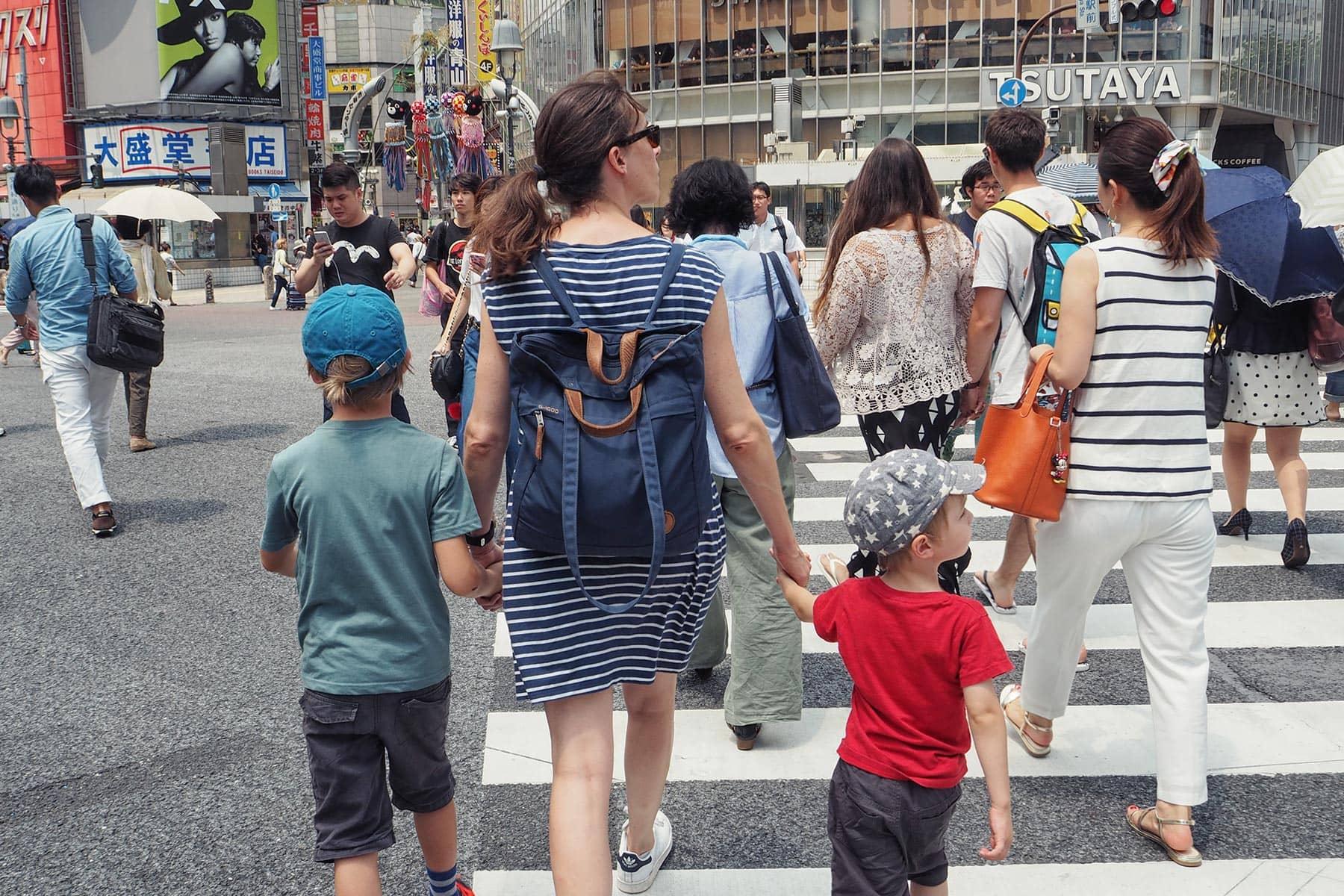 We love Tokyo