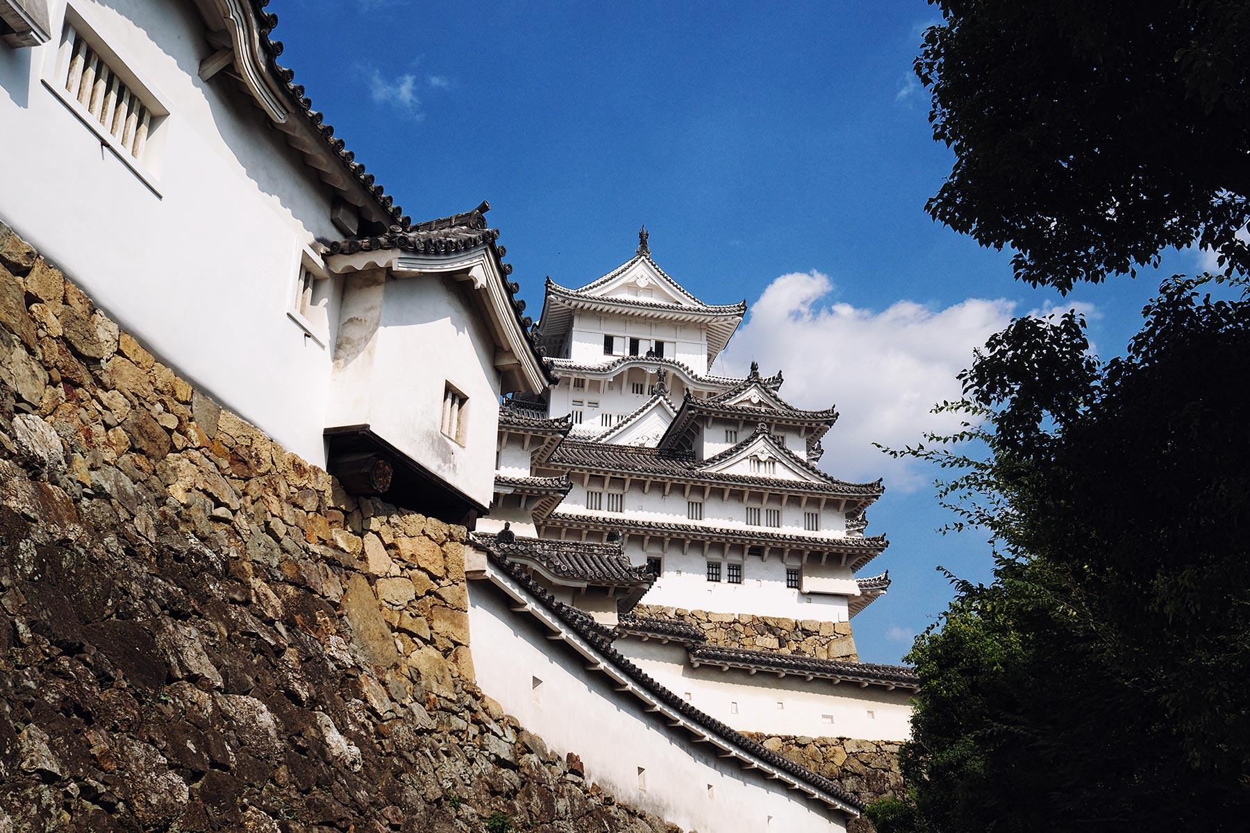 Die Burg von Himeji