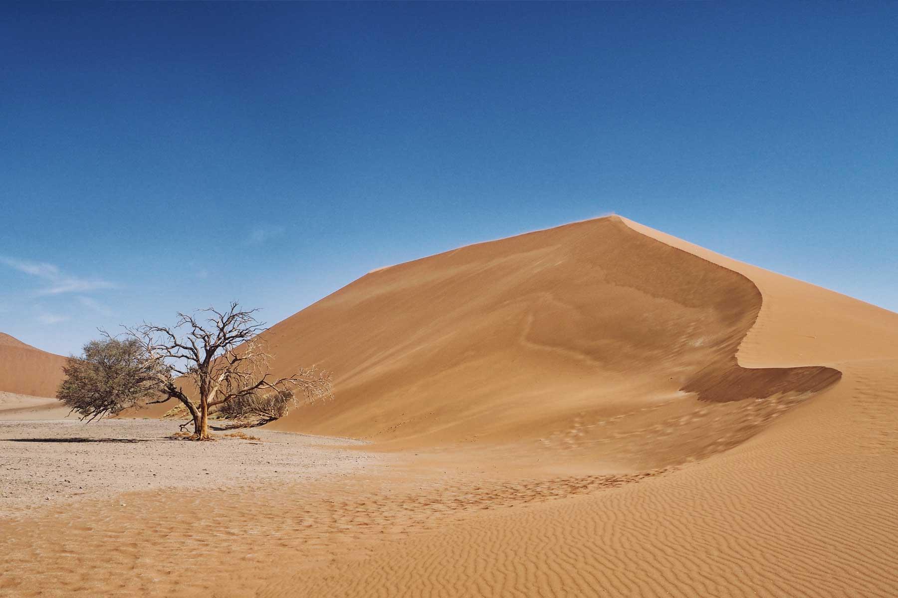 Roadtrip durch Namibia mit Kindern