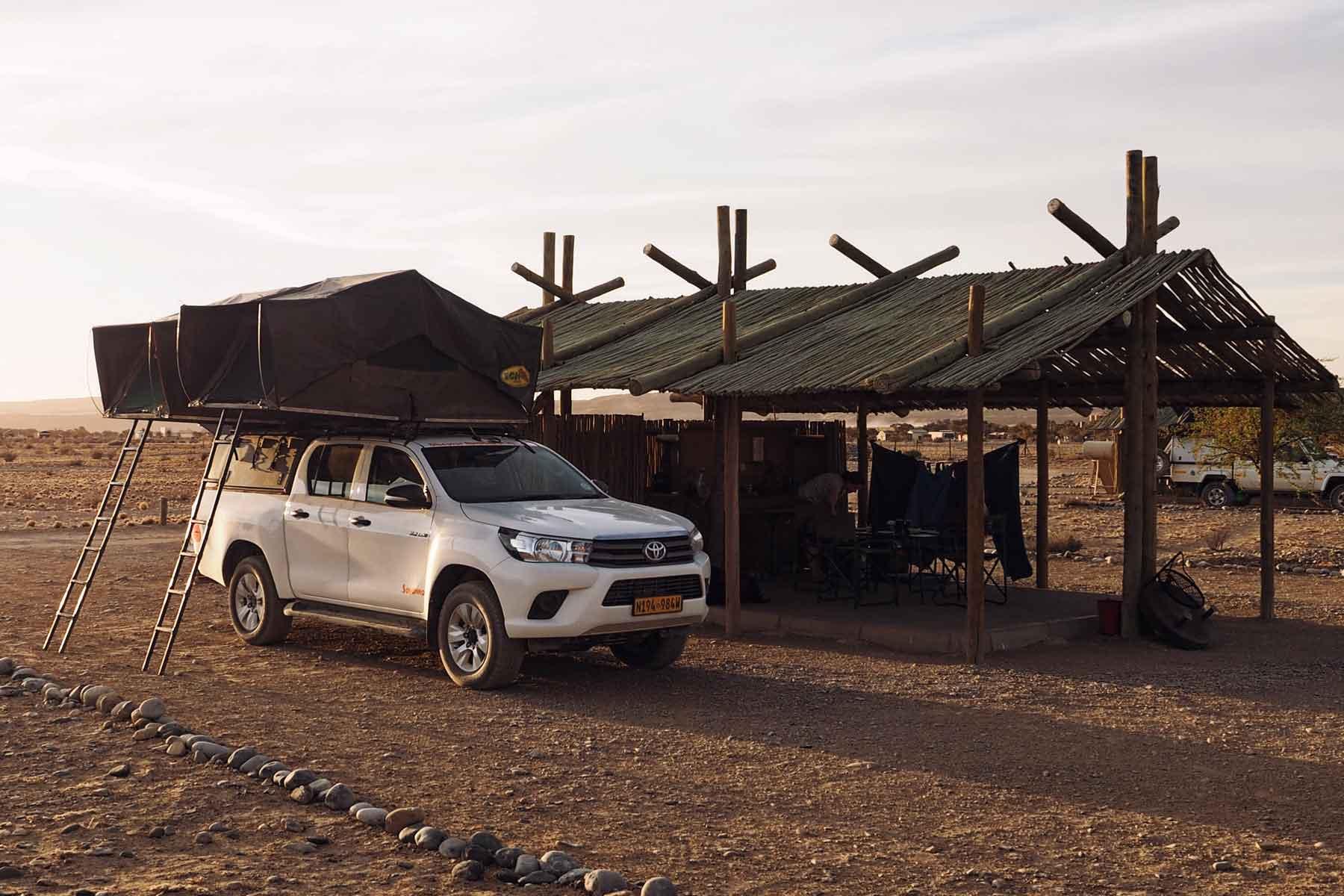 vorschlag rundreise namibia 4 wochen