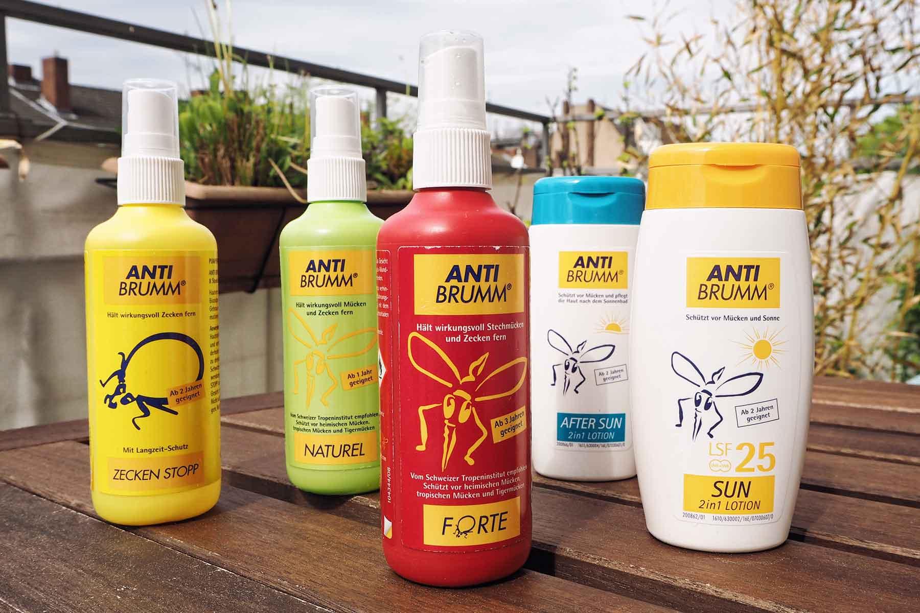 Sonnencreme Mit Mückenschutz
