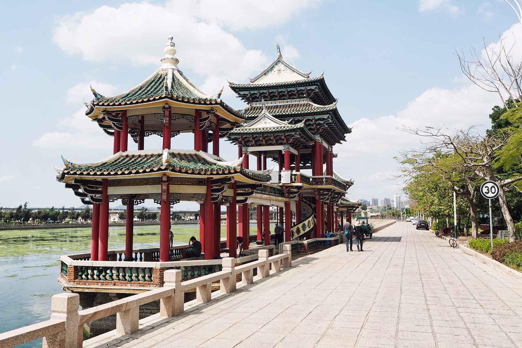 Unsere Reise nach Xiamen