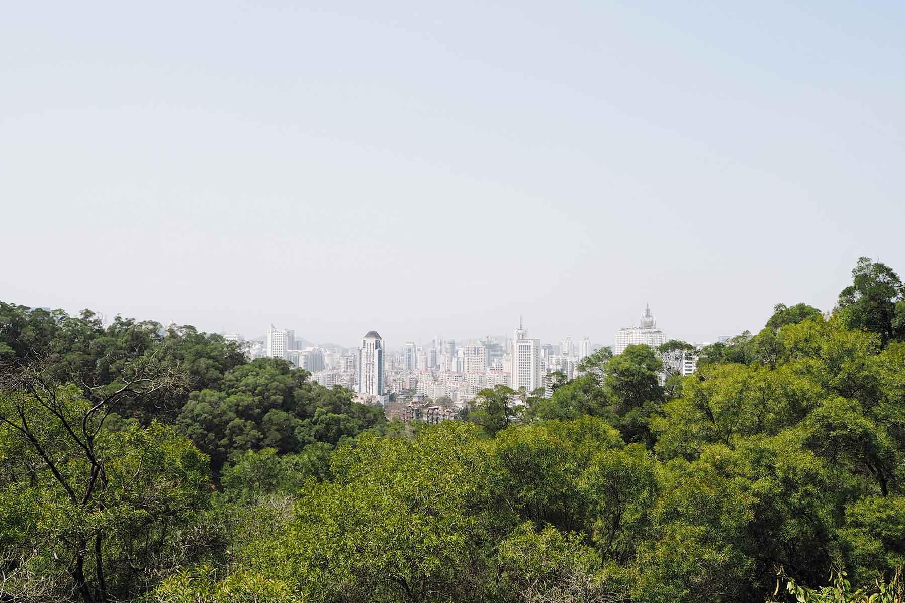 Zu Besuch in Fuzhou