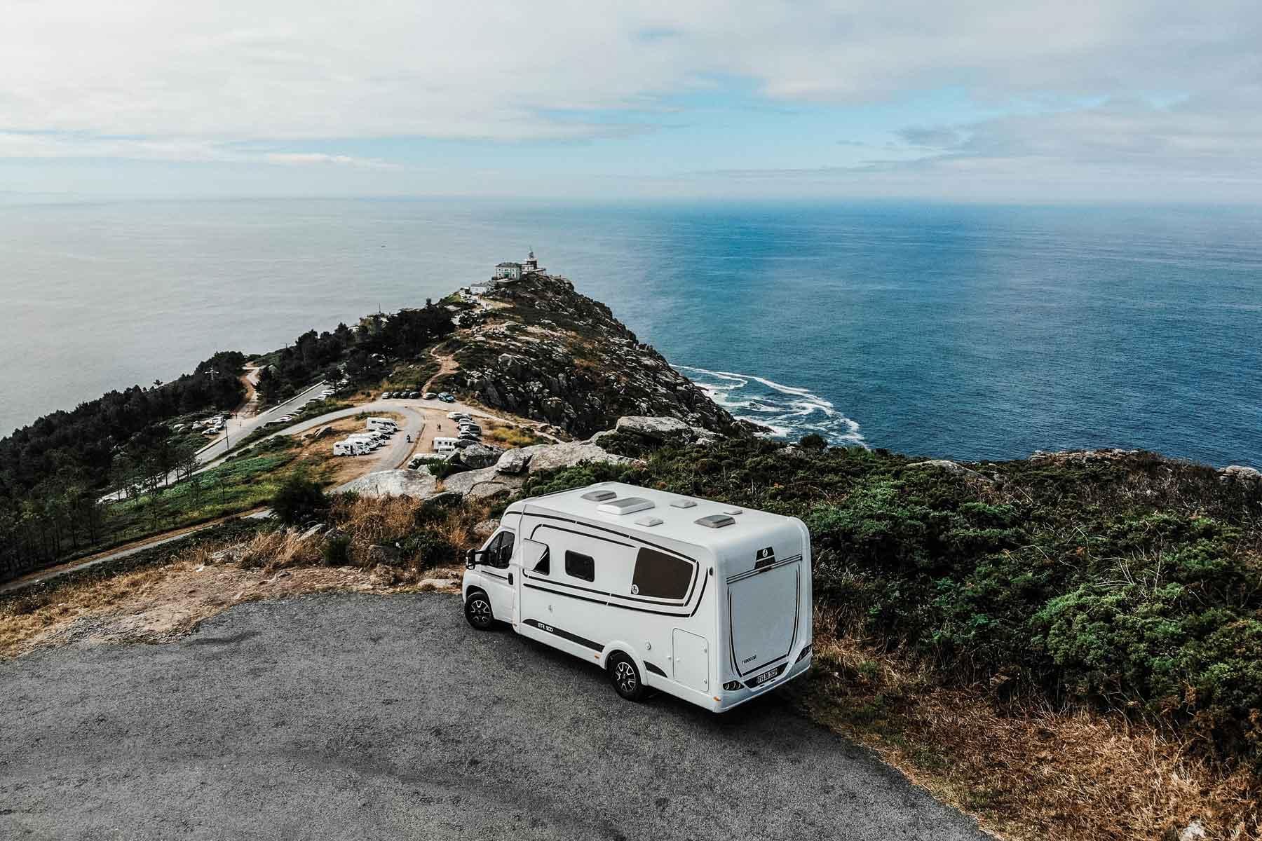 Mit dem Wohnmobil entlang der Atlantikküste - Travelisto