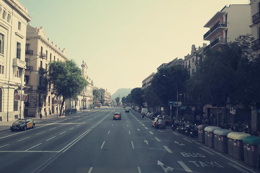 Tourist in Barcelona - Travelisto - Familien-Reiseblog