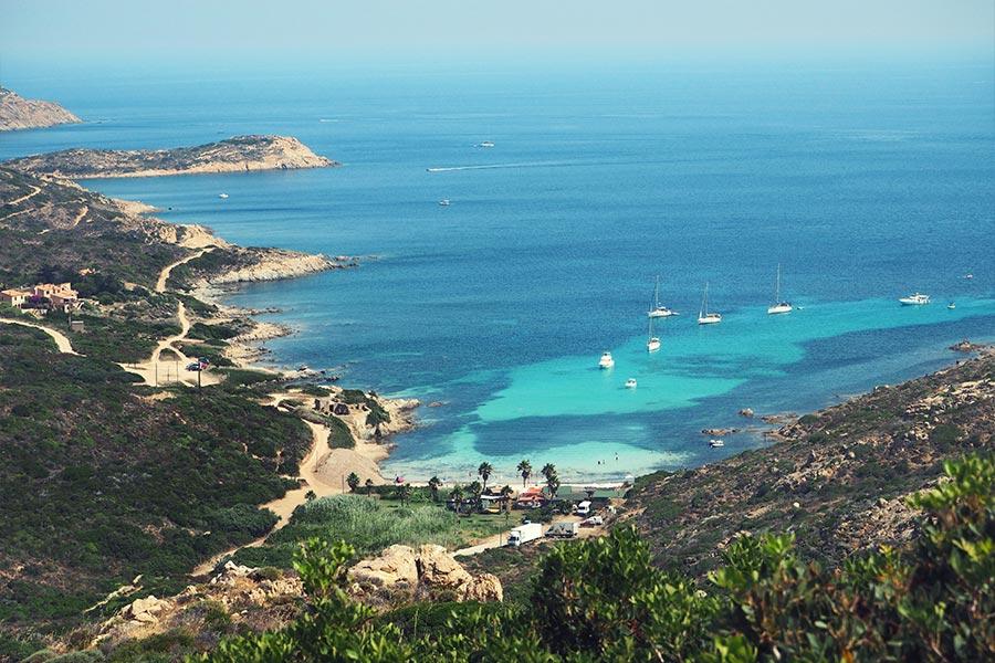 Sommer auf Korsika