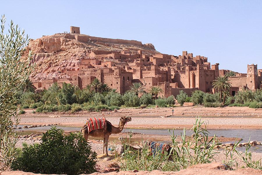 Marokko mit Kindern - cover