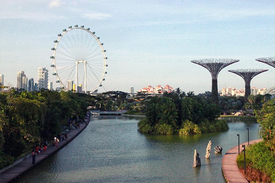 Singapur mit Kindern - Travelisto - Familien-Reiseblog